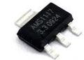 IC ổn định điện áp AMS117-ADJ