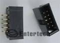 Connector IDC 10-PIN đực, thẳng