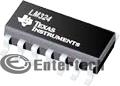 IC khuếch đại thuật toán LM324D, SMD SOIC14