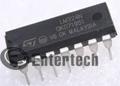 IC khuếch đại thuật toán LM324N, DIP14
