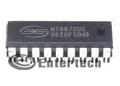 IC giải mã DTMF-MT8870DE, DIP(18)