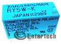 Relay 5V, RY5W-K, DIP(8)