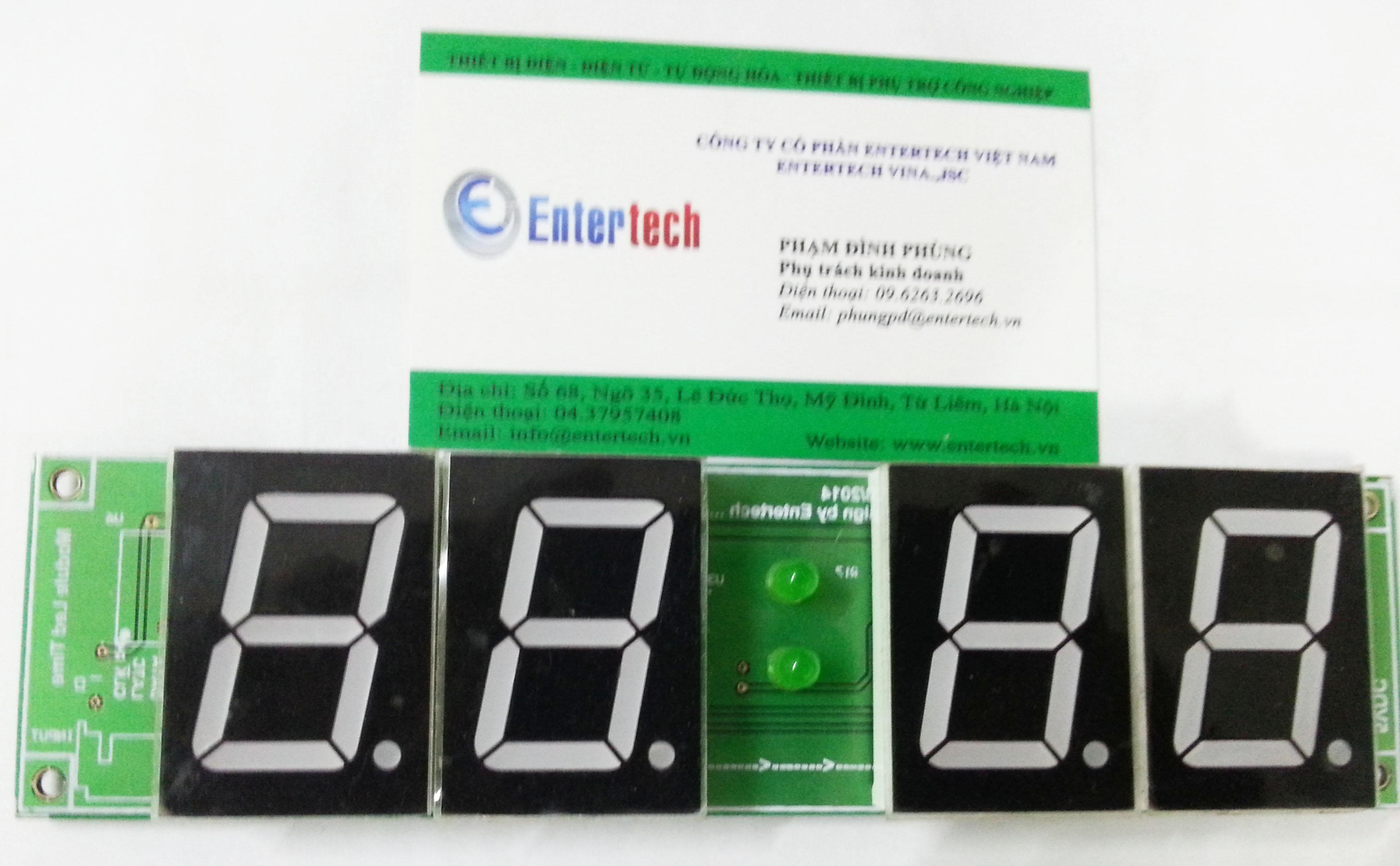 Module Đồng hồ