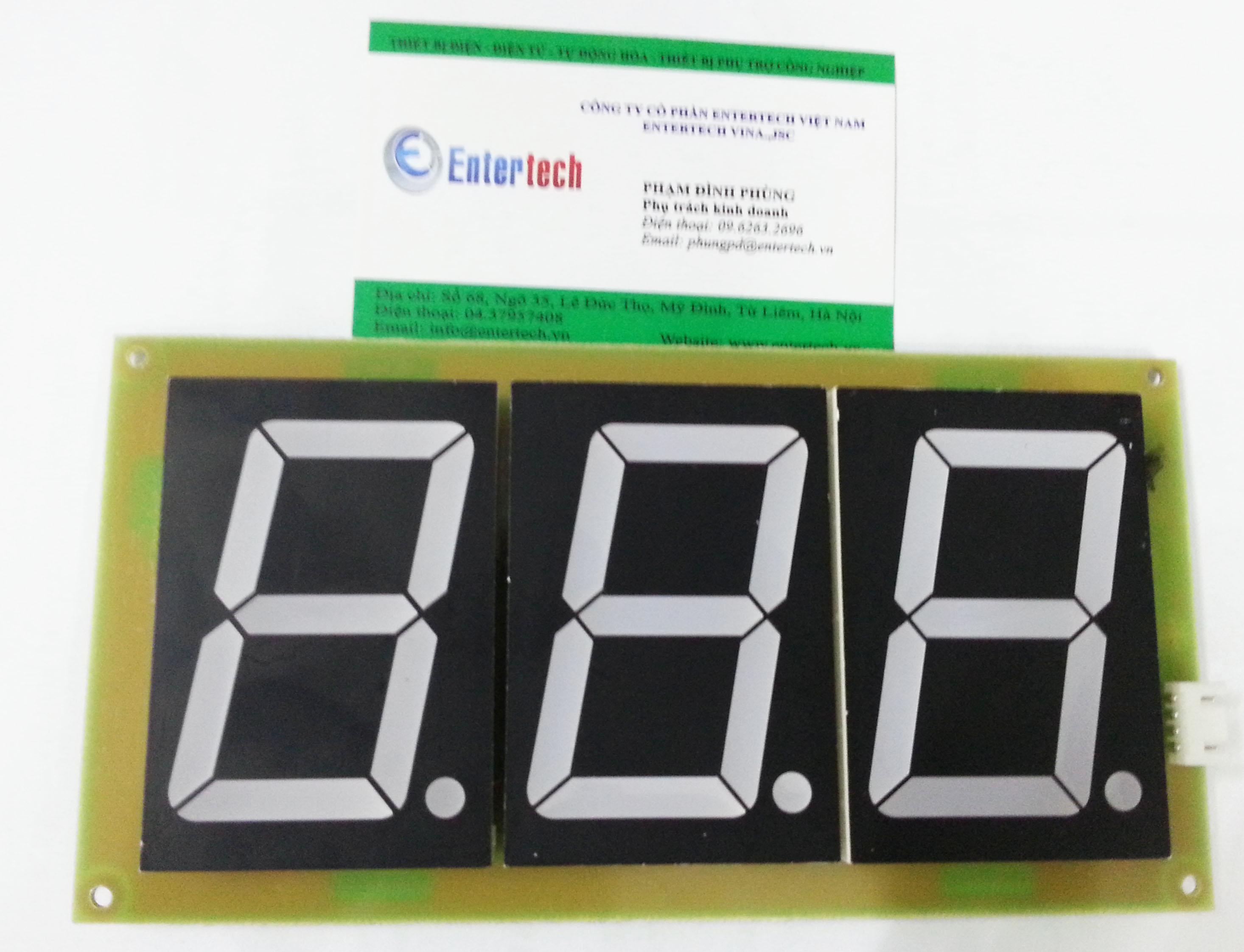 Module LED 3x7