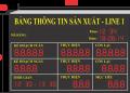 Bang-led-dien-tu-hien-thi-thong-tin-san-xuat-cho-cong-ty-may